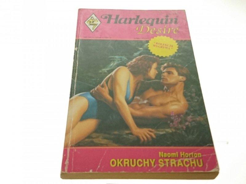OKRUCHY STRACHU - Naomi Horton