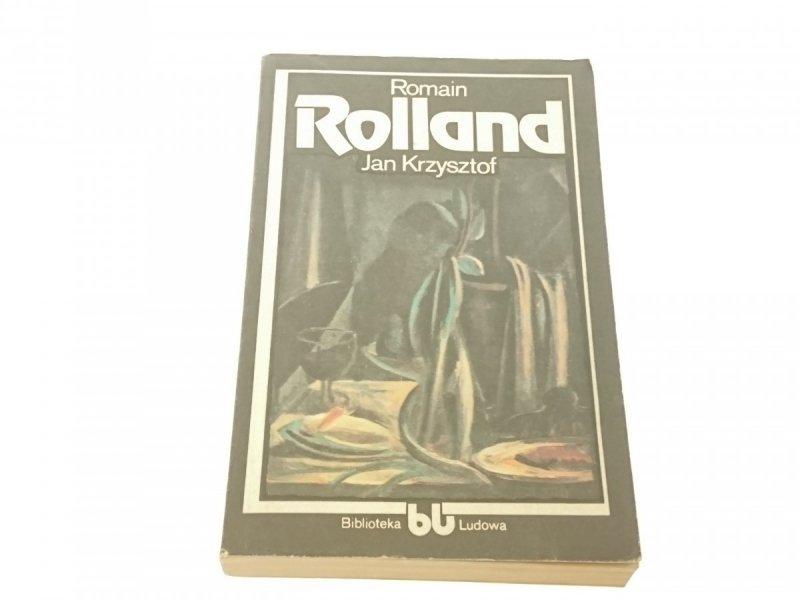 JAN KRZYSZTOF TOM III - Romain Rolland