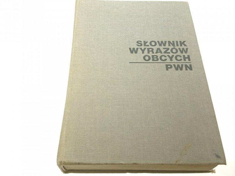 SŁOWNIK WYRAZÓW OBCYCH PWN (1987)