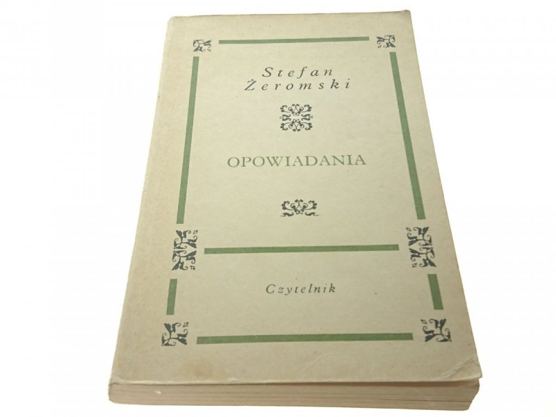 OPOWIADANIA - STEFAN ŻEROMSKI (1971)