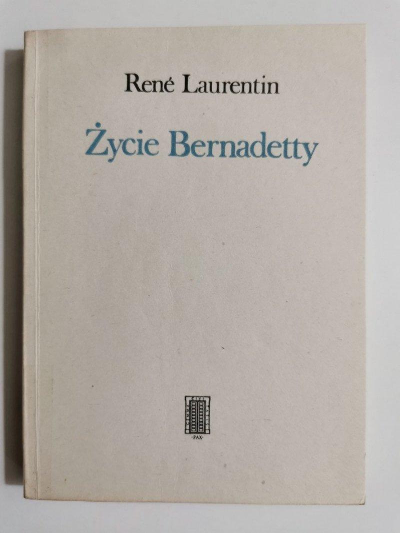 ŻYCIE BERNADETTY - Rene Laurentin 1986