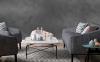 ANTICO RIFLESSO LISCIO ARGENTO - 0,75L  (dekoracyjna, srebrna farba metalizowana - gładka - 121 kolorów)