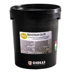 DECOTECH CA01 SATINATO (MAT) - 0,75L + katalizator 0,03kg (transparentna, dwuskładnikowa żywica poliuretanowa)