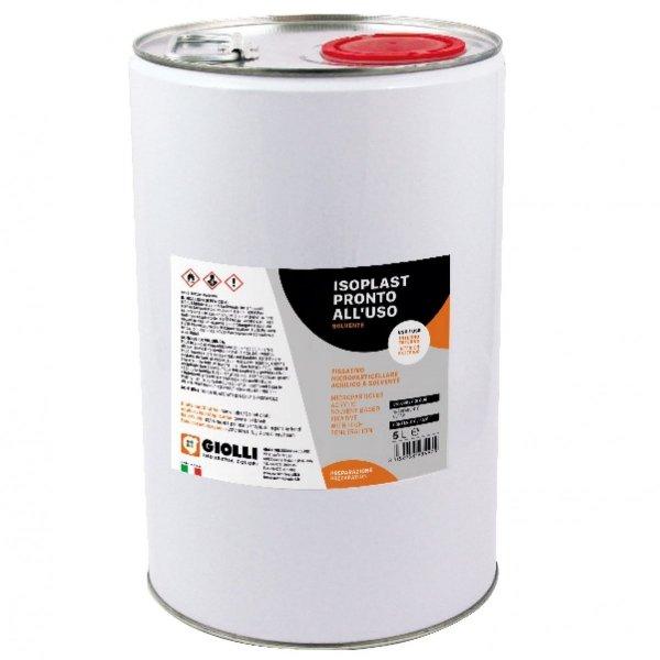 ISOPLAST - 5L (podkład gruntujący dedykowany pod farbę TENNIS PAINT o wysokim stopniu penetracji)