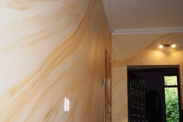 L`ETA  DELL`ORO LISCIO - 2,5L  (dekoracyjna, złota farba metalizowana - gładka - 32 kolory)