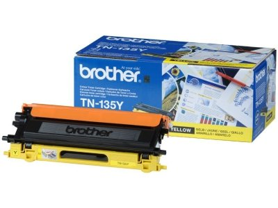 TONER ZAMIENNIK BROTHER TN-135 [4K] YELLOW
