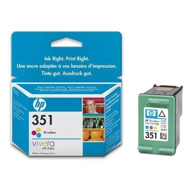 TUSZ ZAMIENNIK HP 351 COLOR [14ml] [XL]