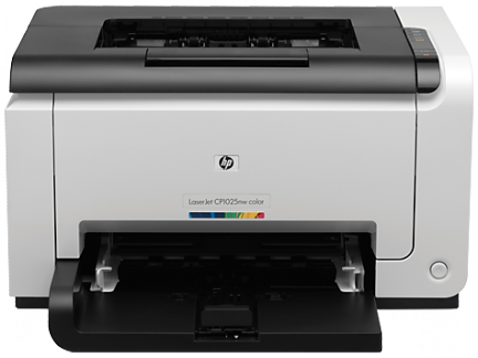 HP LaserJet Color CP1025 w SUPER CENIE !
