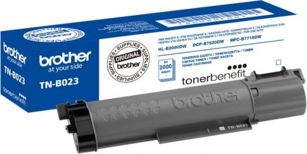 TONER BROTHER TN-B023 [2K] BK