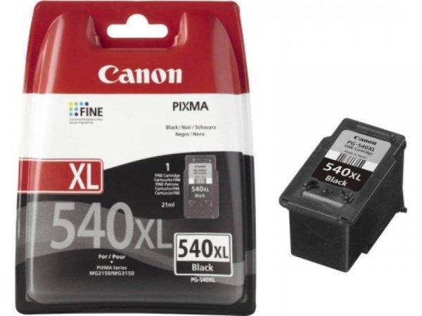 TUSZ CANON PG-540 XL BLACK 22ml