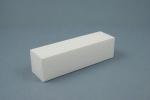 Blok polerski - biały - 60