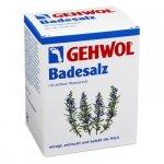 Gehwol Badesalz - Sól do kąpieli z rozmarynem 10x25g