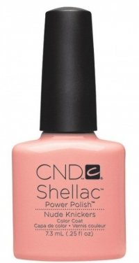 CND SHELLAC NUDE KNICKERS - 7,3 ml