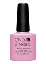 CND Shellac Mauve Maverick - 7,3 ml