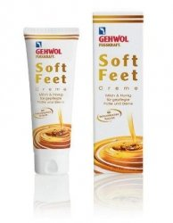 Gehwol Fusskraft soft feet krem - Krem do stóp i nóg z kwasem hialuronowym - 125ml