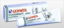 Gehwol - Fusskraft Grun - Dla pocących się stóp - 75 ml