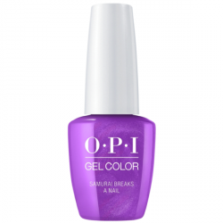 OPI GelColor Samurai Breaks a Nail T85  15ml