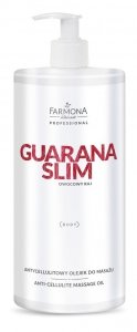 Farmona Guarana Slim - Antycellulitowy olejek do masażu 950ml
