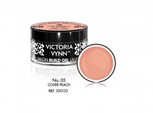 VICTORIA VYNN BUILD GEL COVER PEACH No.05 15 ml