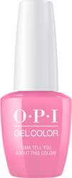 OPI Żel Lima Tell You About This Color GCP30 15ml - lakier do paznokci