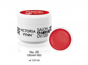 Victoria Vynn Art Gel - No.05 Creamy Red 5 ml