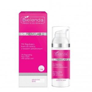 Bielenda - Supremelab Sensitive Skin - 5% Krem do twarzy z kwasem azelainowym 50ml