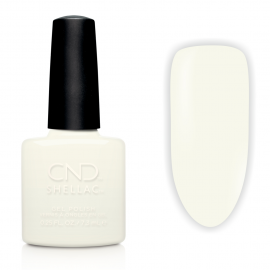 Lakier CND Shellac White Wedding7,3 ml