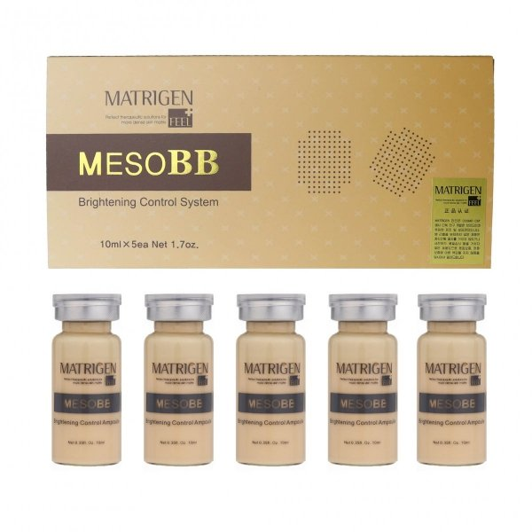 Matrigen Meso BB Glam Meso 5x10ml