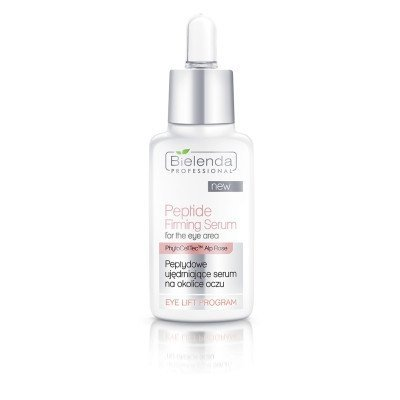 Bielenda Eye Lift Program Peptydowe ujędrniające serum na okolice oczy - 30ml