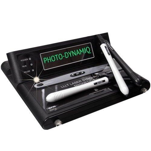 PHOTO-DYNAMIQ - laser kosmetyczny i medyczny - skuteczne zabiegi PDT - 3 sondy