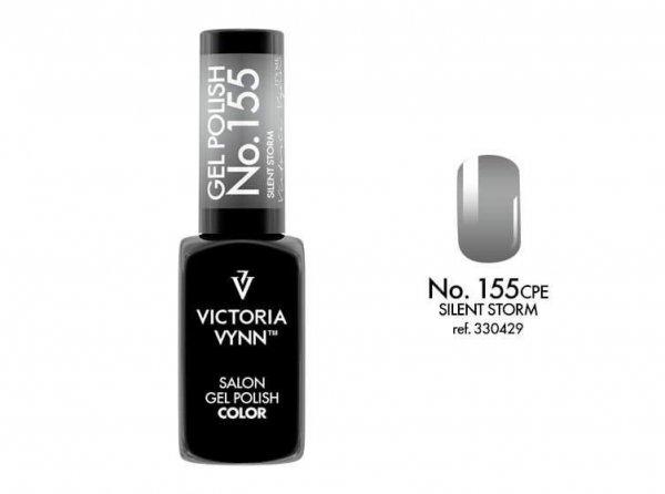 Victoria Vynn Gel Polish Color - Silent Storm No.155 8 ml