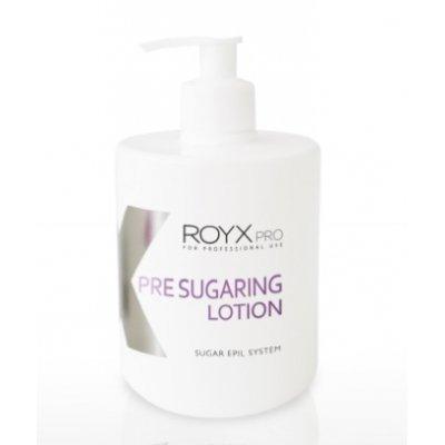 Pasta cukrowa - Royx Pro - Pre sugaring lotion - 500 ml