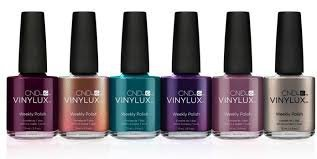 CND Vinylux Mercurial- 15 ml