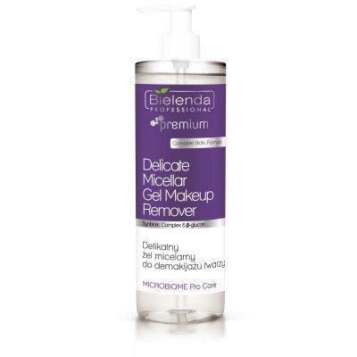 Bielenda Microbiome Pro Care Delikatny żel micelarny do demakijażu 500ml