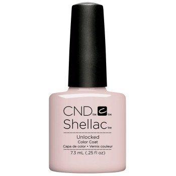Lakier CND Shellac Unlocked  7,3 ml