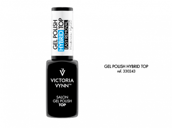Victoria Vynn Gel Polish Color - Top Hybrid  8 ml