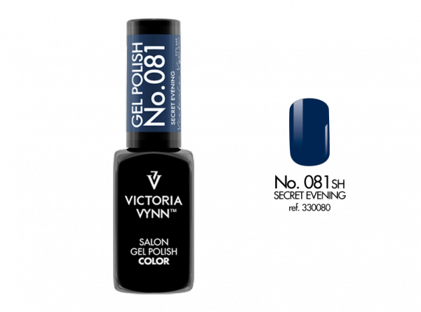 Victoria Vynn Gel Polish Color - Secret Evening No.081 8 ml