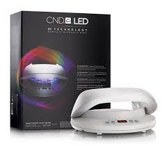 CND Shellac Professional LED Light Lamp 3C Technology