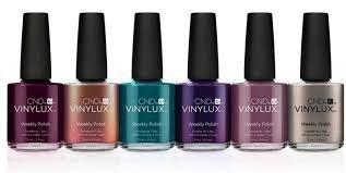 CND Vinylux Lilac Eclipse - 15 ml
