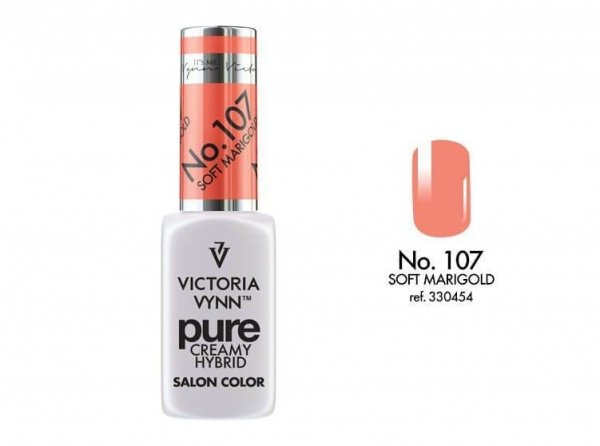 Victoria Vynn Pure Color - No.107 Soft Marigold 8 ml