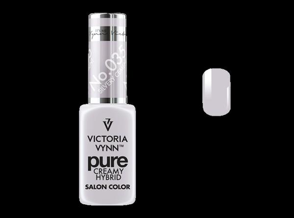 Victoria Vynn Pure Color - No.035 Silvery Cement 8 ml