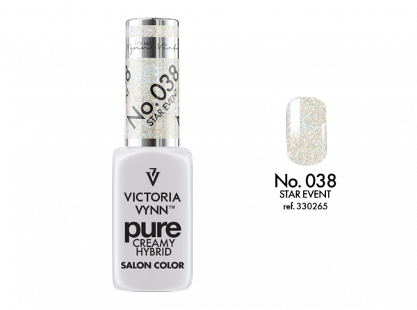Victoria Vynn Pure Color - No.038 Star event 8 ml
