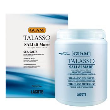 Guam Talasso Sadi di Mare - Odżywcza sól morska do kapieli - 1kg