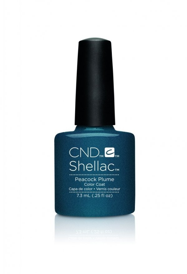 CND Shellac Peacock Plume - 7,3 ml