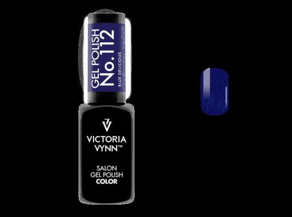 Victoria Vynn Gel Polish Color - Blue Delicious No.112 8 ml