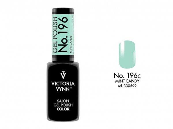 Victoria Vynn Gel Polish Color - Mint Candy No.196 8 ml
