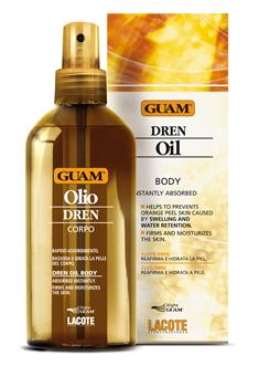 Guam - Drenujący olejek do masażu - 200ml