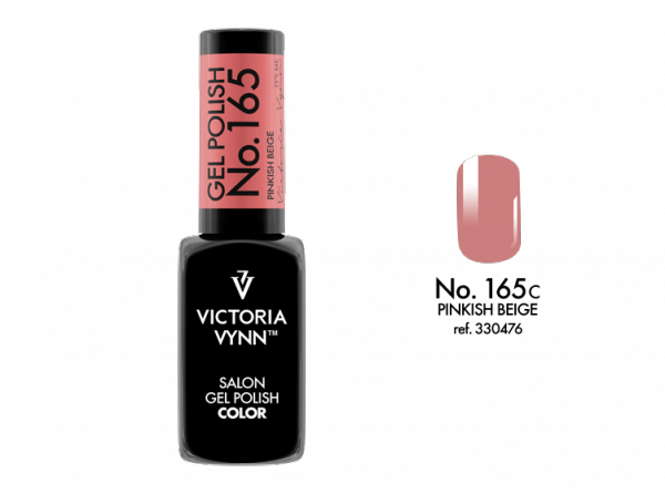 Victoria Vynn Gel Polish Color - Pinkish Beige No.165 8 ml