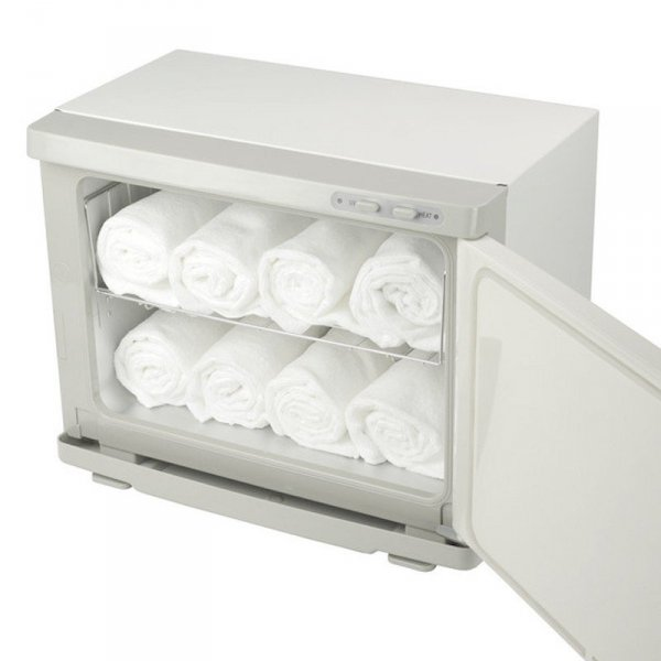 Podgrzewacz do ręczników ze styrylizatorem UV