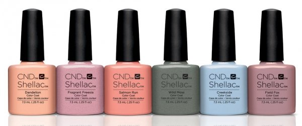 CND Shellac Creekside - 7,3 ml